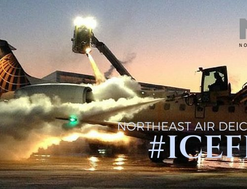 Northeast Air's Deicing Team: Keeping aircraft #IceFree