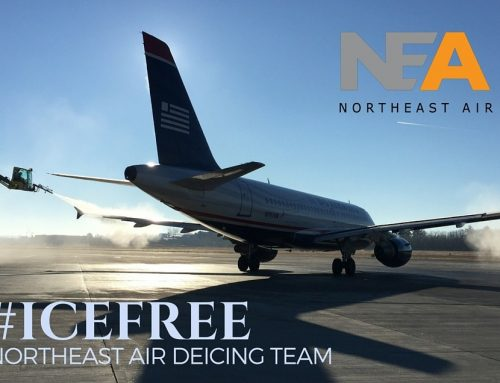 Deicing Technology at Northeast Air