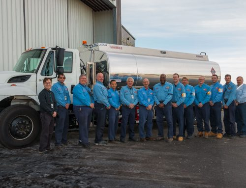 Northeast Air Fueling Team Has a Record Year
