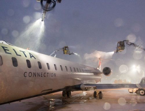 A brief history of deicing at Northeast Air
