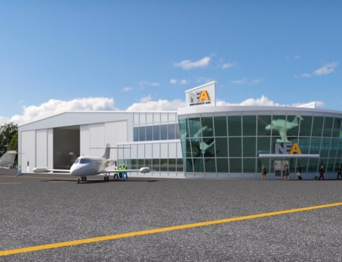 "Northeast Air invests $3,000,000 in new ""Aviation Gateway"" to Maine"