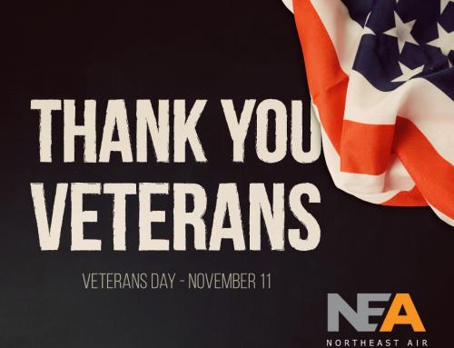 Northeast Air Workforce is 30 Percent Veterans