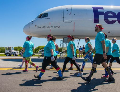 2020 Travis Mills Plane Pull Rescheduled for Saturday, September 26